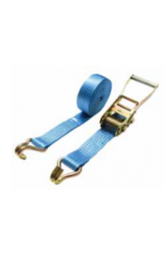 Ratchet Lashing C\W Claw Hooks Each End 50mm 5000kg