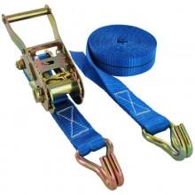 Box of 25 Ratchet straps 800kg x 25mm wide