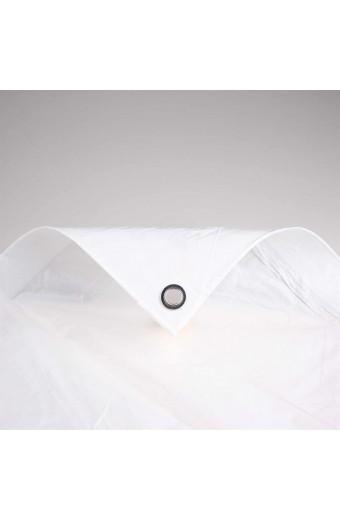 Tarpaulin Standard 110gsm White